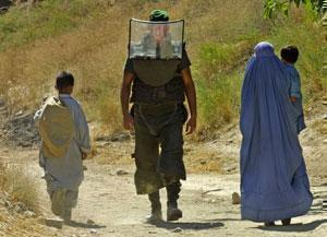 Американские солдаты в Афганистане впадают в депрессию