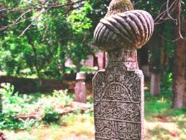 Кража на мусульманском кладбище в Москве