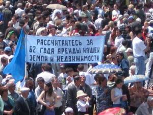 В Крыму презентовали сборник «Сталинский геноцид и этноцид крымско-татарского народа»