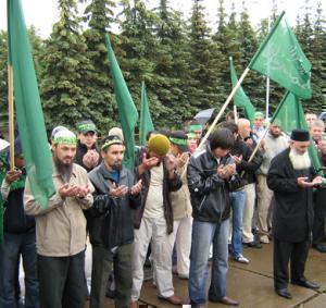 Митинг в поддержку Саида Байбурина