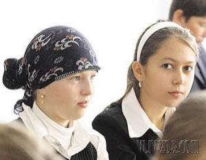 Из лицеев Татарстана изгоняют турок