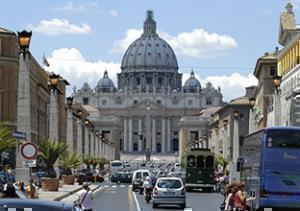 Ватикан научит отпускать грехи