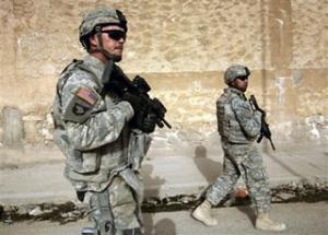 Пентагон советует Бушу не спешить с выводом войск из Ирака