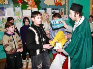 Мусульманская община поселка Кудеевский получила грант Фонда поддержки исламской культуры, науки и образования