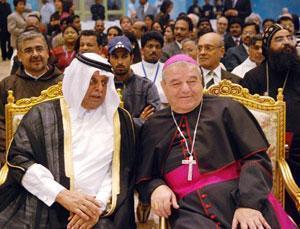 В Катаре открылась первая церковь