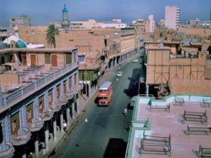 Нежданные гости из Америки – в Багдаде