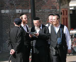 Голландские евреи