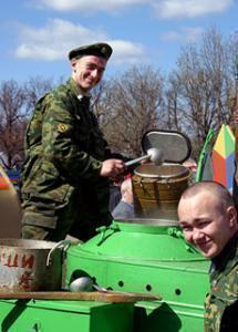 Поваров-военнослужащих волнует тема халяльного питания