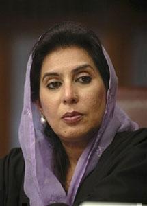 Впервые в истории Пакистана спикером парламента стала женщина