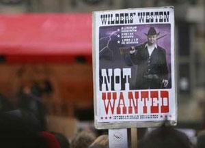 Более тысячи голландцев приняли участие в акции протеста против фильма Вилдерса