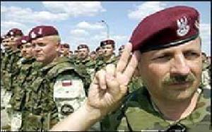 Поляки заберут с собой иракских коллаборационистов