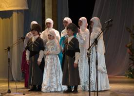 Чеченская фольклорно-этнографическая студия «Серло»