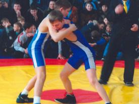 Борец из Мордовии стал чемпионом