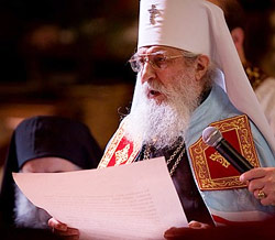 Мусульмане России соболезнуют в связи с кончиной митрополита Лавра