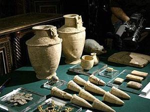 Сирия вернула Ираку древние музейные экспонаты