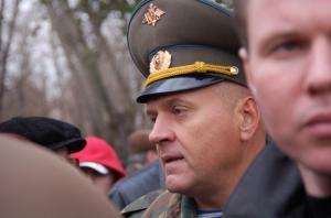 Герой России избил милиционера