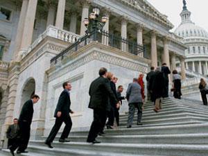Демократы критикуют Буша за войну в Ираке
