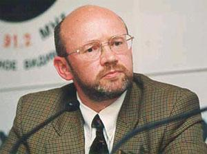 Председатель Мосгордумы Владимир Платонов