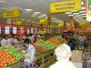 Россию в начале мая ждет скачок цен на продукты