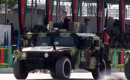 На президента Афганистана совершено покушение