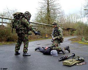 Британские мусульмане возмущены новой военной игрой