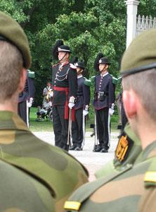Норвежцы обучат афганских офицеров военному делу