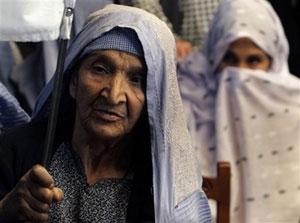 Расстрелянные «афганские боевики» оказались женщинами и детьми