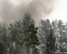В Челябинской области введено чрезвычайное положение