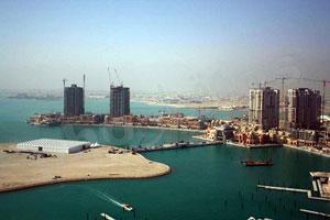 """""""Цифровой"""" остров в Катаре обойдется инвесторам в 15 млрд долларов"""