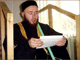 Саиду Байбурину дали за веру полтора года заключения