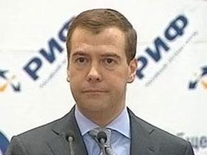 """630 пользователей сайта """"Одноклассники"""" похожи на Дмитрия Медведева"""
