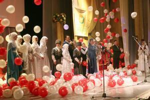Благотворительный концерт для мечети в Шуе