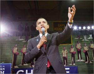 Обама не осуждает Дж. Картера за желание встретиться с лидером ХАМАС