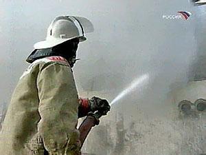 Огонь на юго-востоке Москвы потушен с помощью 20 пожарных расчетов
