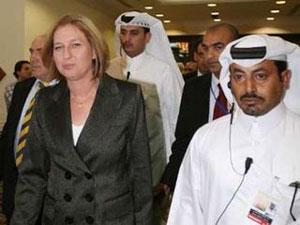 """Лидер """"Хизбаллы"""" выступил с резкой критикой участия Ципи Ливни в катарском форуме"""