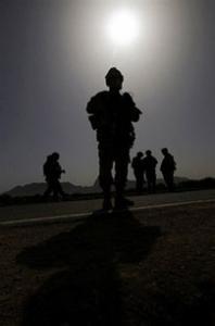 Официальный Кабул выступает за увеличение количества военных-мусульман в составе коалиционных сил