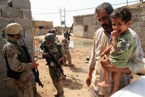 Иракские солдаты и полицейские отказываются воевать против единоверцев