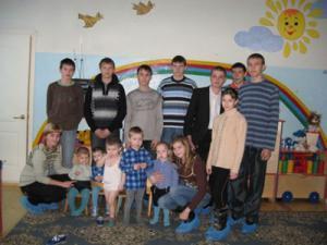 Счастье для мордовских сирот