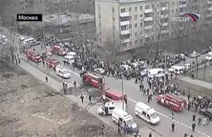 Взрыв на улице Академика Королева в Москве: погибших уже трое