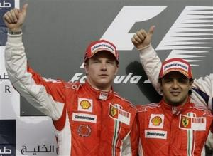 Безалкогольный триумф на гран-при Бахрейна