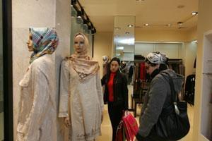 В Грозном открылся первый бутик для мусульманок