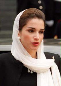 Иорданская королева организует кампанию в защиту ислама в Интернете