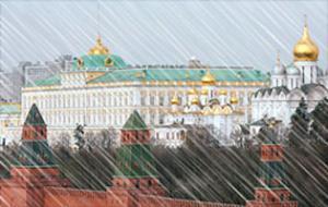 Аномальная погода в Москве: жара, грозы и ураганный ветер
