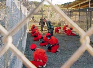 Тюрьма на базе Гуантанамо. Фото Reuters
