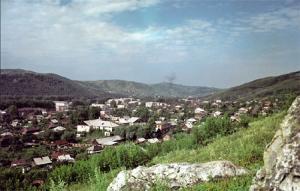 Горноалтайск - столица Республики Алтай