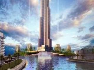 Башню Газпрома построят арабские строители