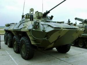 """Россия предлагает Малайзии """"колесные танки"""""""