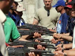 В вопросах поставок оружия иракцы не слушают оккупантов