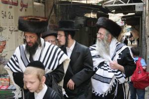 Загадочная еврейская душа: Крещенный не значит не еврей, а только если мать не еврейка