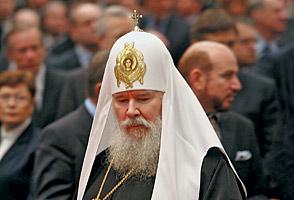 Алексий II: православие и ислам пытаются столкнуть